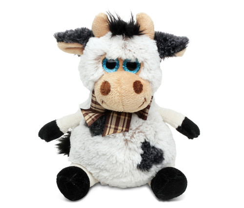 Super Soft Plush Sitting Cow