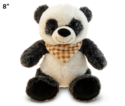 Super-Soft Plush Sitting Panda