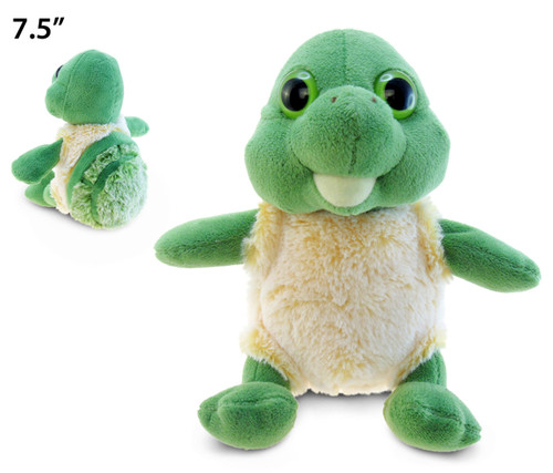 Super Soft Plush Sitting Sea Turtle