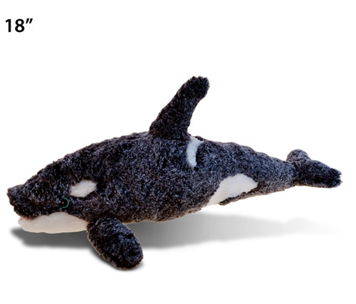 Super Soft Plush Killer Whale
