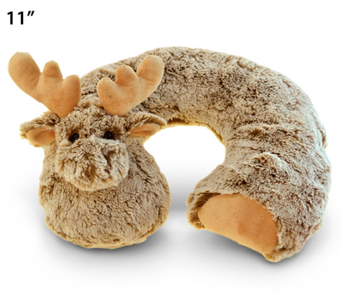 Super Soft Plush Neck Pillow Moose