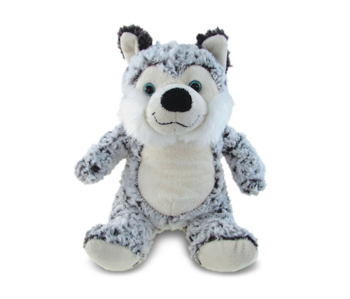 Super-Soft Plush - Sitting Husky