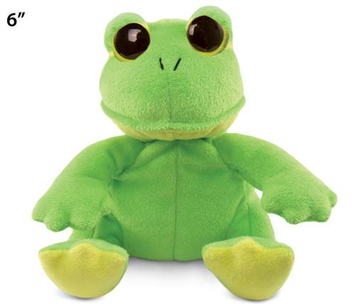 Big Eye 6 Inches Plush Frog