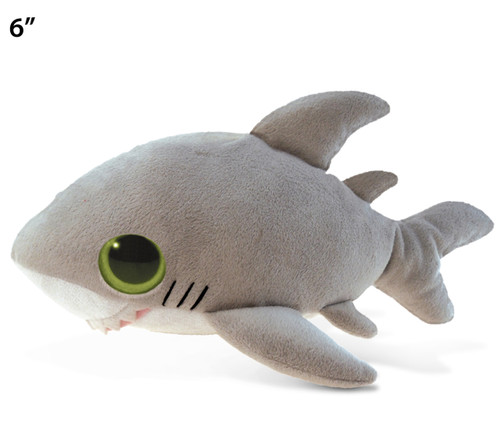 Big Eye 6 Inches Plush Shark