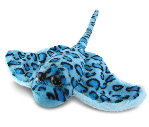 Super-Soft Plush - Blue Sting Ray