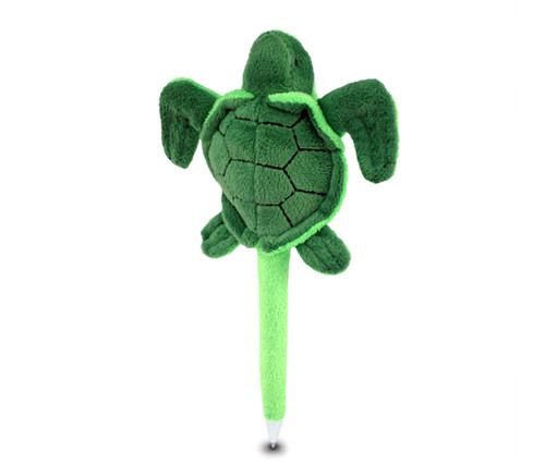 Plush Pen Sea Turtle