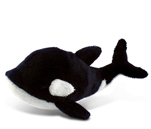 Plush Magnet - Killer Whale