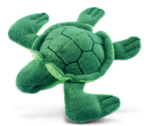 Plush Magnet - Sea Turtle