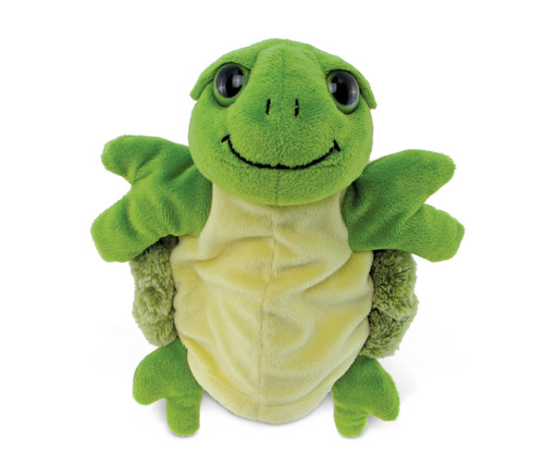 Super Soft Plush Hand Puppet Sea Turtle