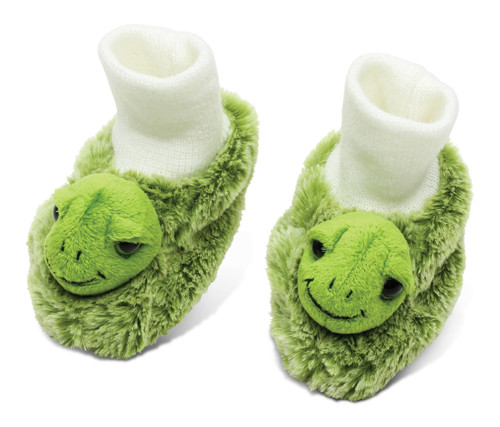 Super Soft Plush Baby Shoes Sea Turtle