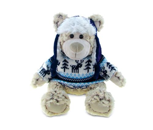 Super Soft Plush With Clothes Polar Bear