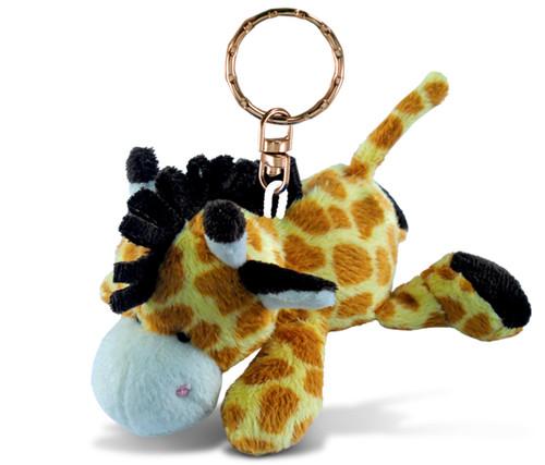 Plush Keychain Giraffe