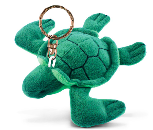 Plush Keychain Sea Turtle