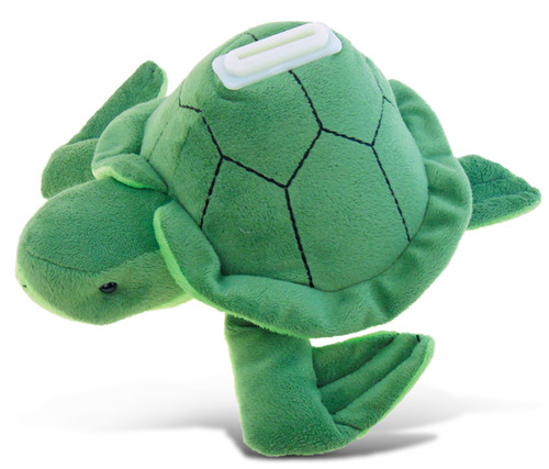 Plush Bank Sea Turtle