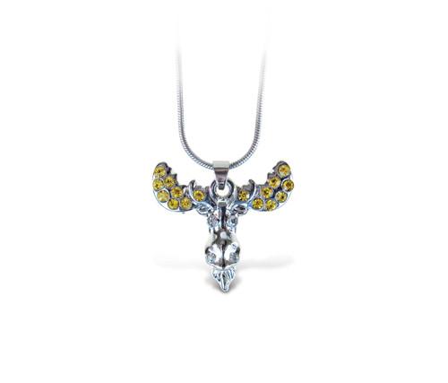 Sparkling Necklace Moose