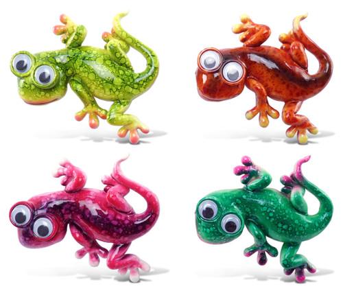 Gecko Reptiles Fridge Magnet
