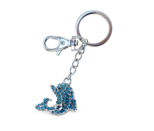 Sparkling Charms - Blue Dolphin 1