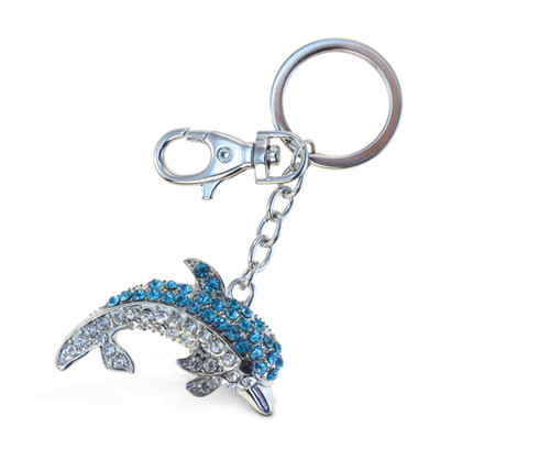 Sparkling Charms - Blue Dolphin 2