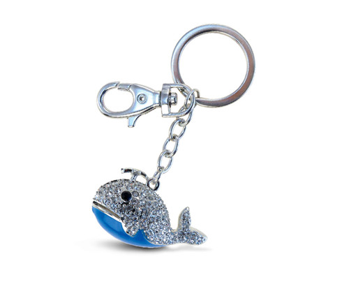 Sparkling Charms - Blue Whale