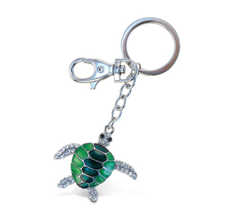Sparkling Charms - Green Sea-Turtle 1