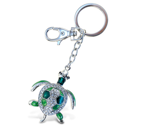 Sparkling Charms - Green Sea-Turtle 3