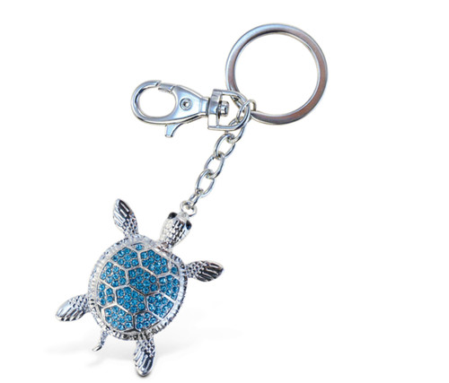 Sparkling Charms - Blue Sea-Turtle 2