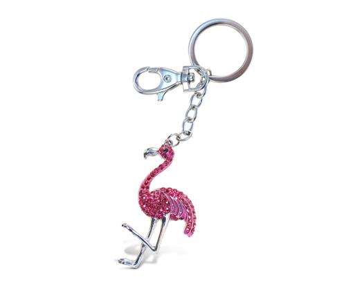 Sparkling Charms Flamingo