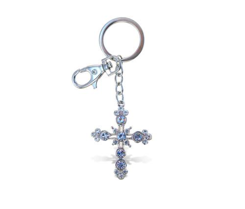 Sparkling Charms Rhinestone Cross