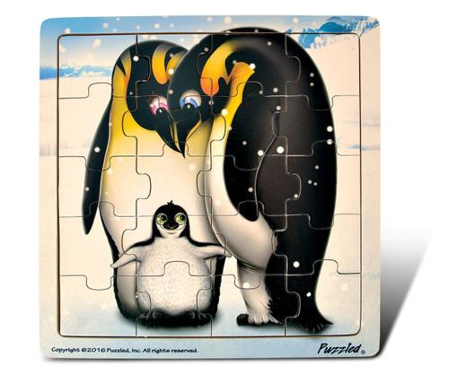 Jigsaw Penguin