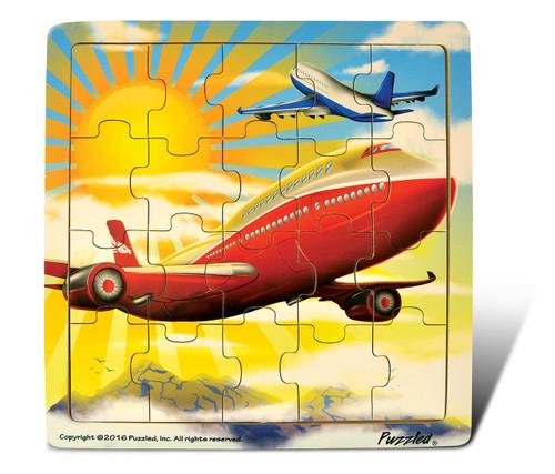 Jetliner Jigsaw