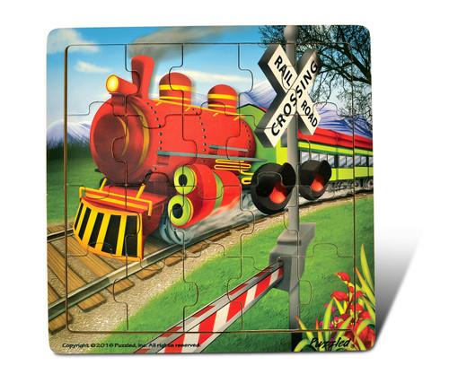 Jigsaw Train