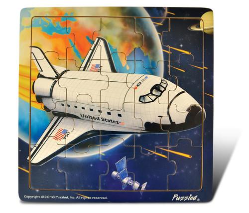 Space Shuttle Jigsaw
