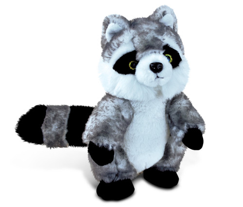 Super Soft Plush Raccoon