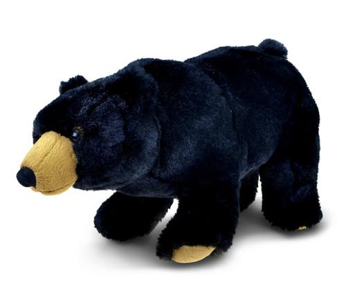 Super Soft Plush Wild Small Black Bear