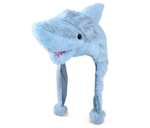 Super Soft Plush Hat Shark