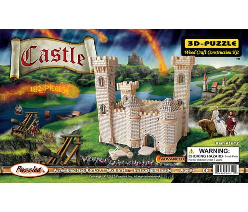 3D Puzzles - Castle