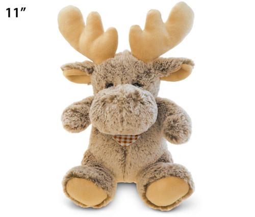 Super-Soft Plush - Sitting Moose