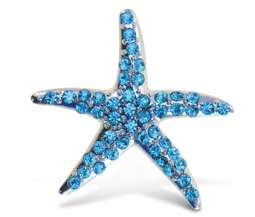 Sparkling Magnets Starfish