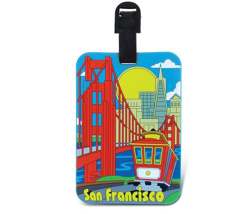 Luggage Tags San Francisco
