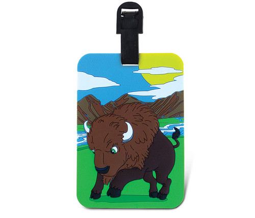 Luggage Tags Buffalo