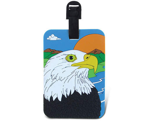 Luggage Tags Eagle