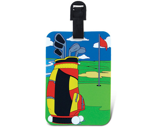 Luggage Tags Golf
