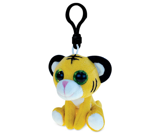 Big Eye Keychain Tiger