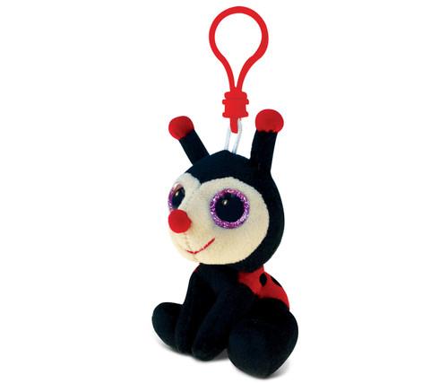 Big Eye Keychain Ladybug