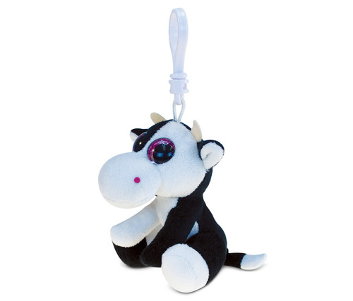 Big Eye Keychain Cow
