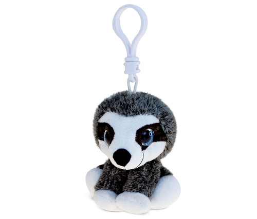 Big Eye Keychain Sloth