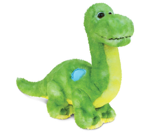 Super Soft Plush Green Dinosaur