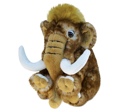 Super Soft Plush Wild Mammoth Small