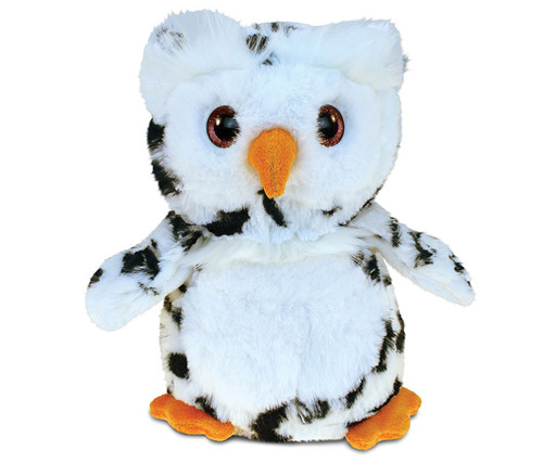 Super Soft Plush White Owl