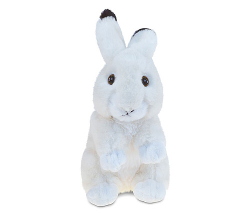 Super Soft Plush Beige Rabbit